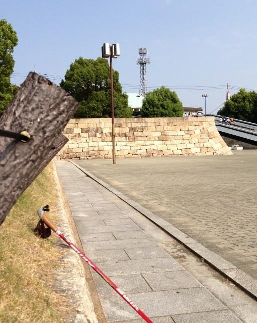 JR大阪城公園前 まるこ集合
