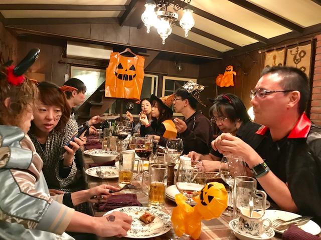 秋のまるこ祭☆再度山荘さんde楽しむハロウィンぱーちーイベント