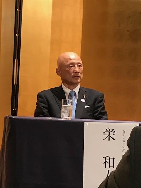 トップアスリートセミナー2017.11.27_栄和人監督