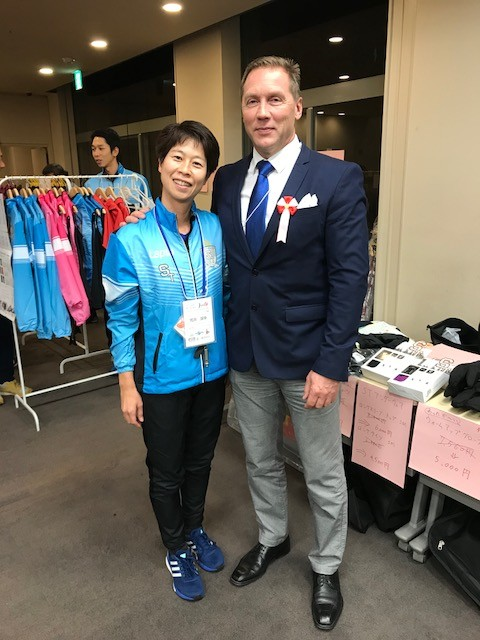 Nordic Fitness Forum 2017 in Kyoto INWA会長 AKI Karihtala氏