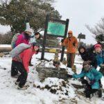 20180103 チームまるこゆかいな仲間たちヤマの部 ポンポン山