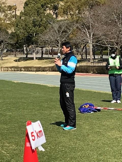 20180310神戸しあわせの村イベント JNFA会長 竹田先生