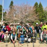 3.25(日)まるこ奈良・広陵町のコフンdeコーフンNW+長龍酒造さん蔵見学イベント