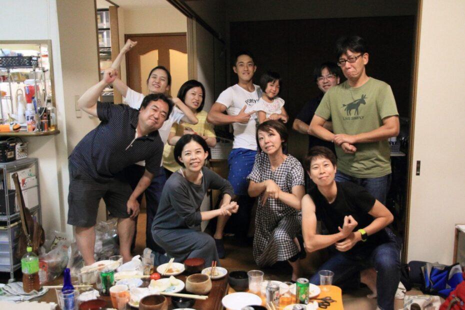 2018チームまるこスタッフ うなぎ祭で暑気払い☆夏バテバイバイ!