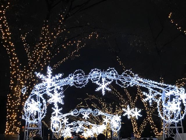 大阪・光の饗宴 OSAKA光のルネサンス2018
