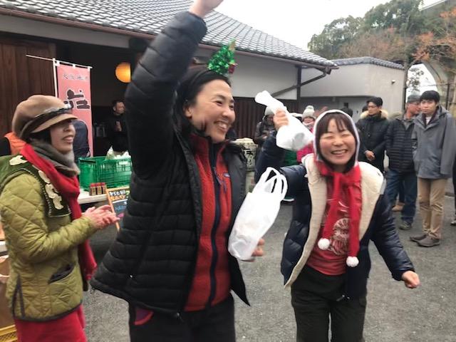 12月9日(日)まるこりんくう公園でNW+泉佐野酒蔵鍋忘年会イベント
