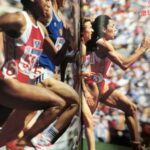 フローレンスジョイナー ソウルオリンピック