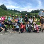 5月19日まるこ五感で楽しむ和束町の茶畑散策NW+お茶摘み体験イベント