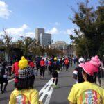 2013大阪マラソン チームまるうんこ