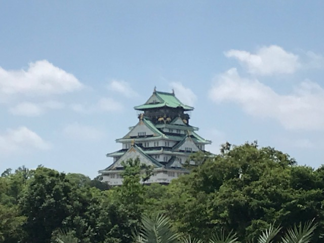 2019.6 大阪城
