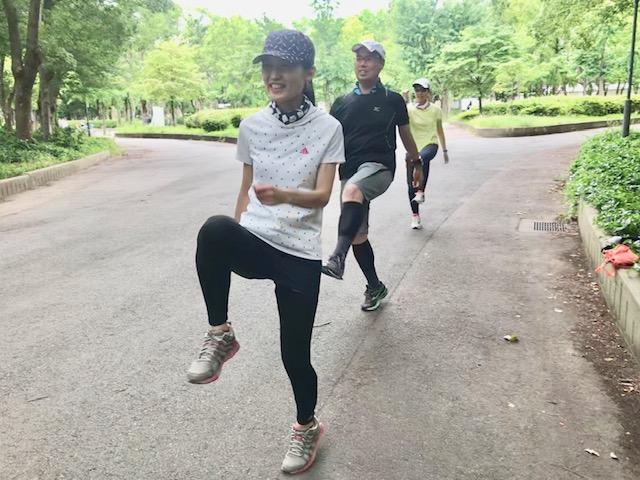 チームうんこまるのチャレンジ~ゆるゆるお試し練習会20190707