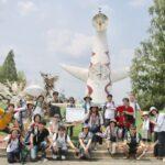 7月28日(日)まるこ万博公園NW+希望者でアサヒビール工場へGOイベント