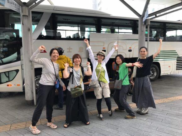 令和元年、山の日まるこ愉快な登山部遠征 富士山へGO☆
