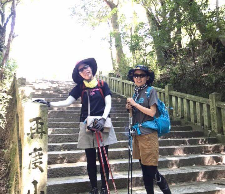2019年11月4日再度公園から紅葉の茶屋さんすき焼きイベント