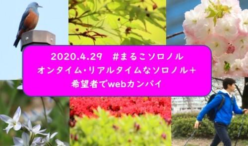 20200429_まるこオンタイム・リアルタイムなソロノル