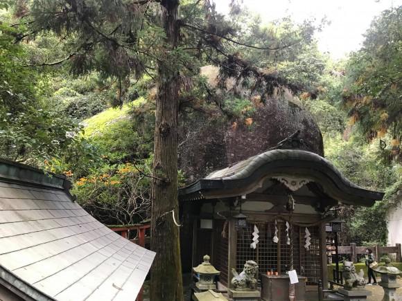 2020秋☆まるこのお散歩~星のブランコ~パワースポット磐船神社