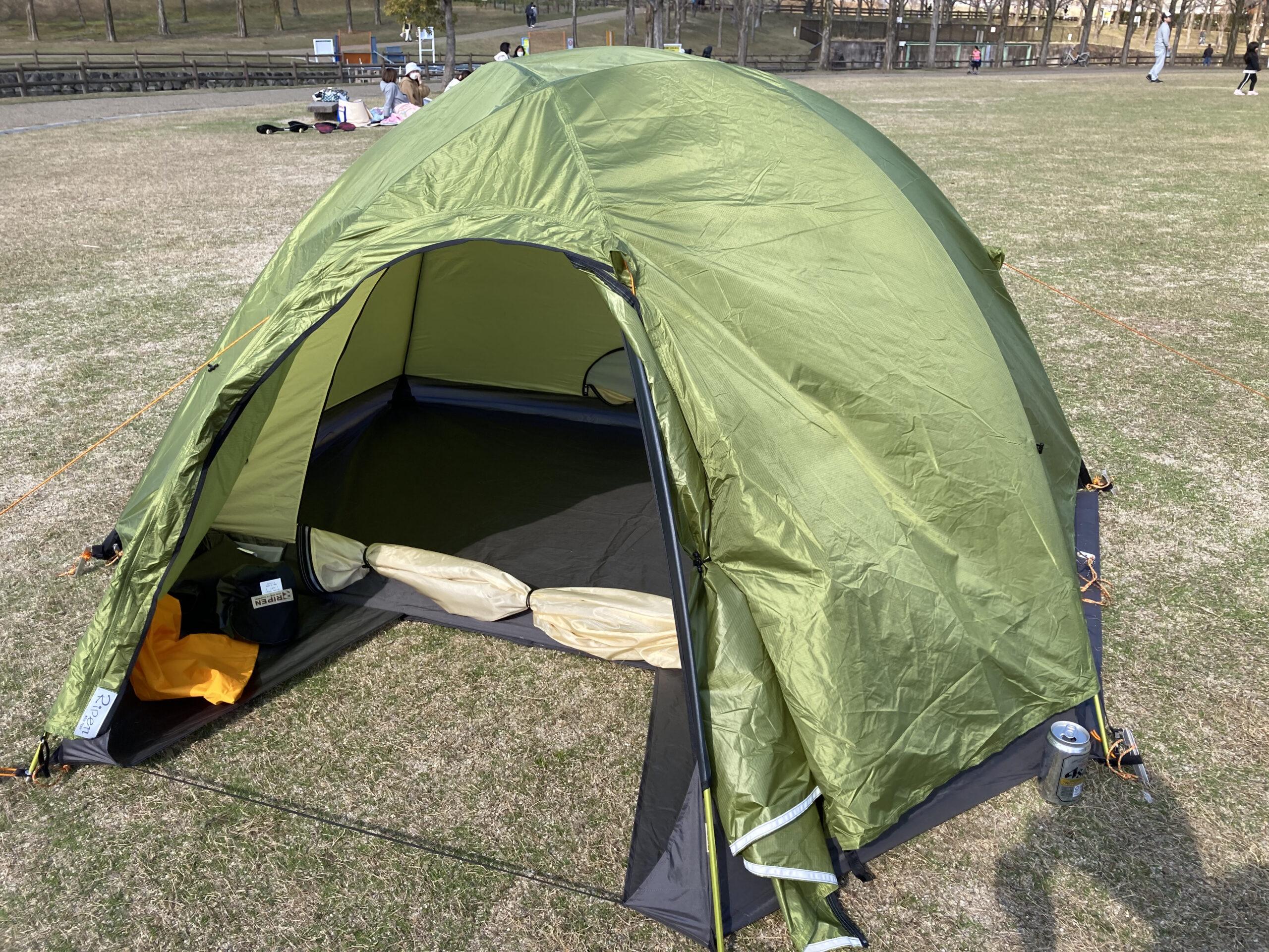 ARAI TENT doma-dome-light2