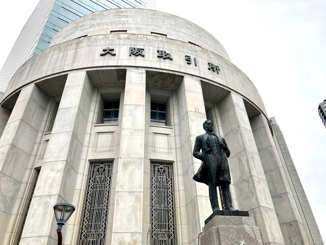 ブラまるこ 大阪取引所